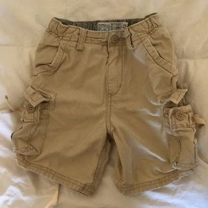 Other - Children's Place Boy's Khaki Cargo Shorts
